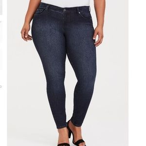 Torrid Classic Skinny Jean Vintage Stretch